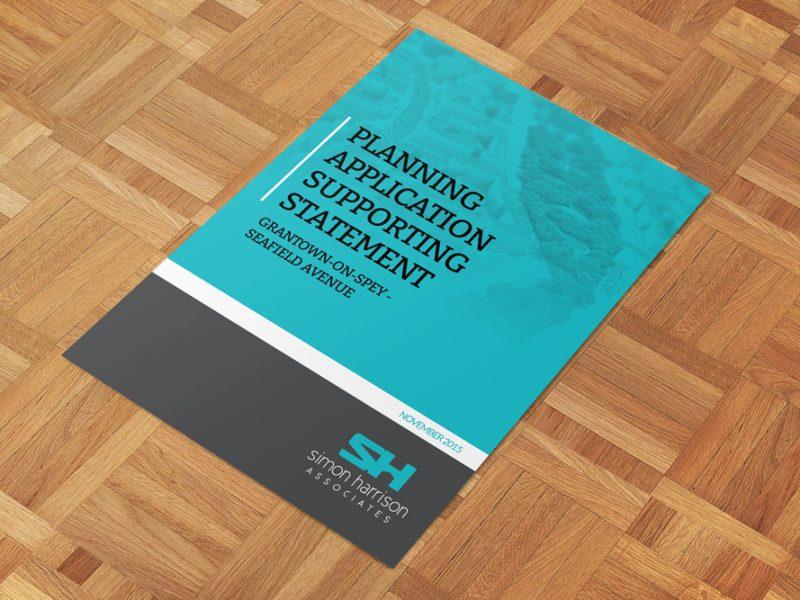 Simon Harrison Report Cover