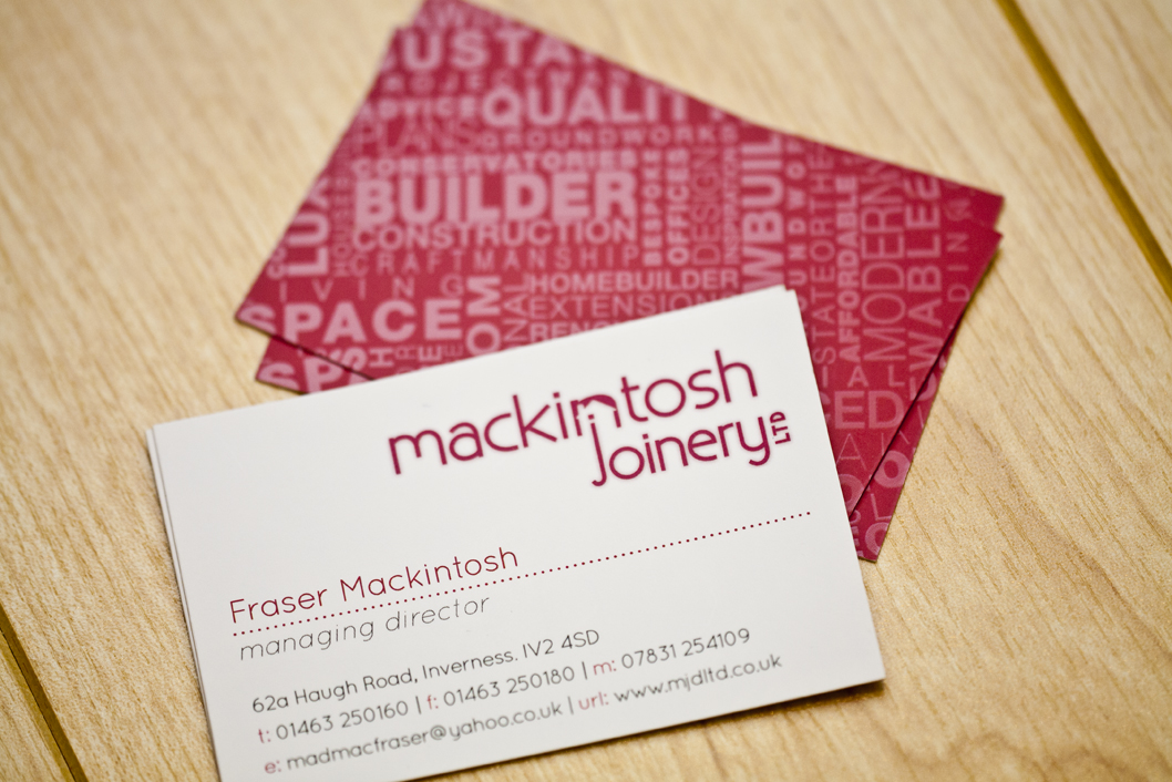Business cards inverness letterhead business stationery design why you need business stationery reheart Images