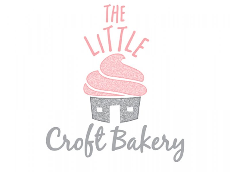 The Little Croft Bakery Logo