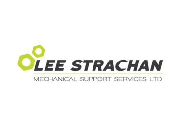 Lee Strachan Logo Design