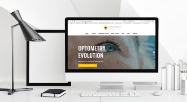 Optometry Evolution eCommerce Website