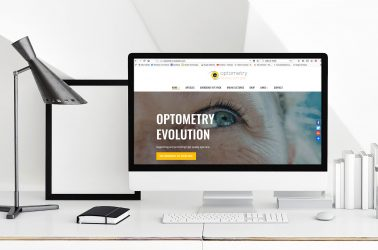 Optometry Evolution eCommerce Website